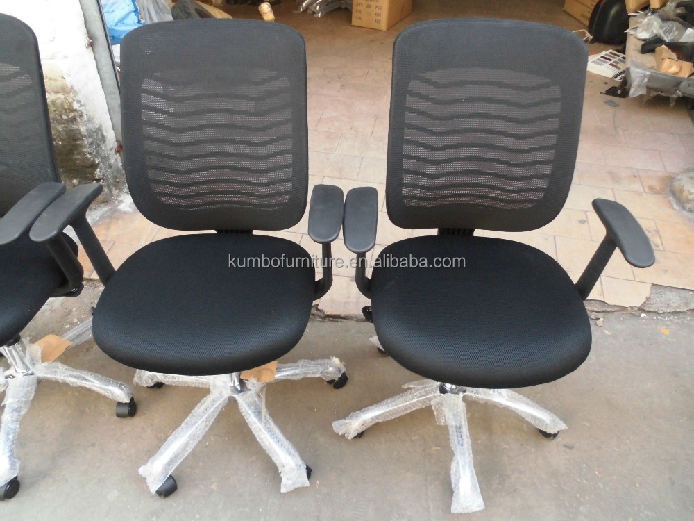 Classical Ergo Chair with Lumbar Support Full Mesh Office Chair KBF389