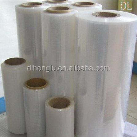 Plastic transparent film / plastic food packaging film / LDPE film roll
