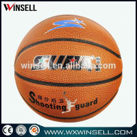 2015 wholesale personalized match basketball