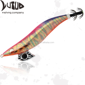 Japanese Squid Jigs Luminous Hard Fishing Lures Shrimp Prawn Squid Jigs