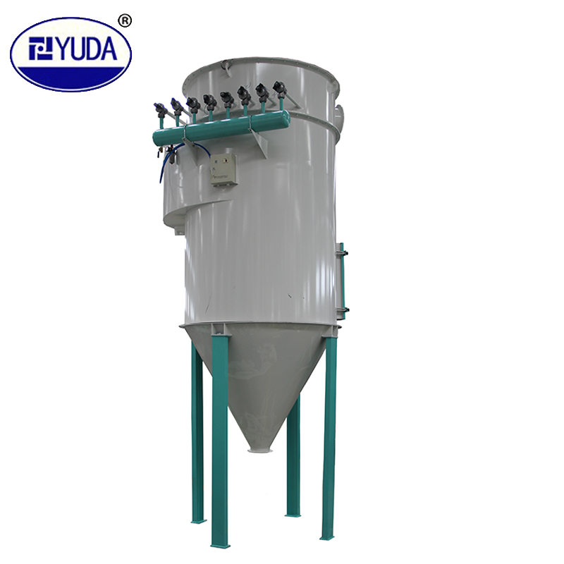 YUDA China Supplier cyclone dust collector bag dust collector