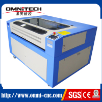 China Widely Used laser cutting machine and CO2 laser engraver for wood