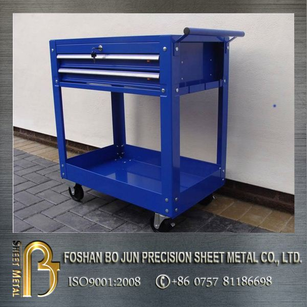manufacturing used tool trolley for storing general, special tools