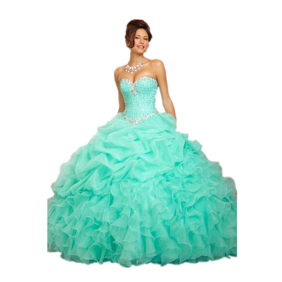 8233ee09a12a3 Cheap Mint Green Ball Gown, find Mint Green Ball Gown deals on line ...