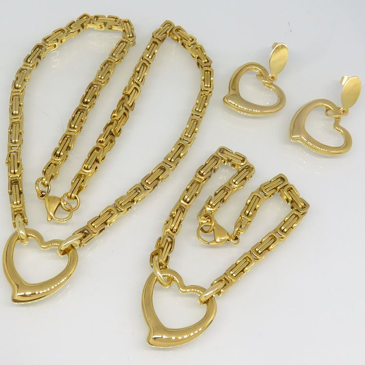 10k Gold Jewelry Set 10k Gold Jewelry Set Suppliers and