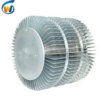 cob led lightweight heat sink