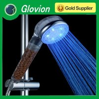 Hot Sale Multi-color Led Light Shower Led Light Rain Shower Head ...