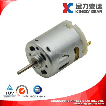 Micro rs 365 24v hair dryer 18v dc motor rs365 360 3v dc for Dc motor hair dryer