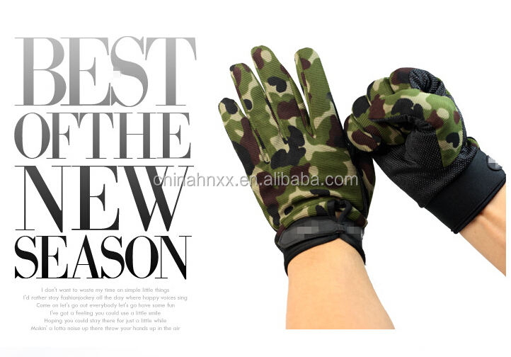 military tactical camo gloves climbing gloves, View tactical gloves, OEM  Product Details from Hainan Xinxing Import And Export Co , Ltd  on