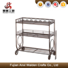 3 Tier Metal Sundries Tissue Spice Holder Shelf