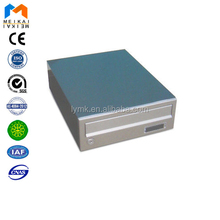 Wholesale Price Die Casting Stainless Steel Locked Mail Box