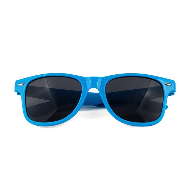 Hot Sale Cheap Promotional Sunglasses 2018 with Custom Logo Design, 22 colors