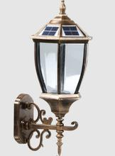 Wholesale Wholesale stainless steel outdoor solar LED Wall Light ...