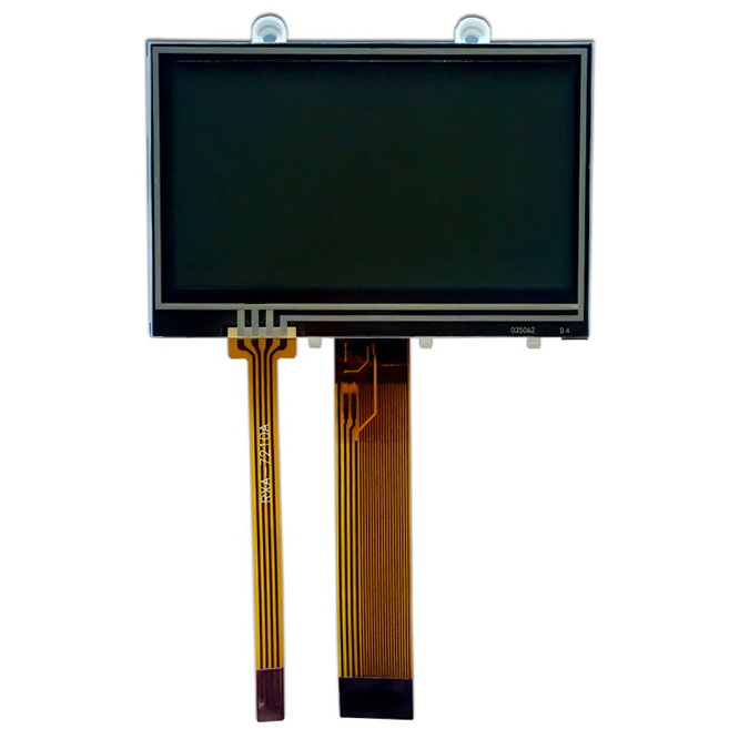 VA/TN/HTN/STN/FSTN custom 7 segment lcd display