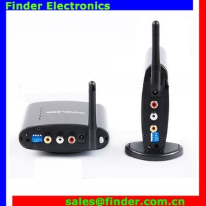 good quality digital wireless av sender with transmitter receiver
