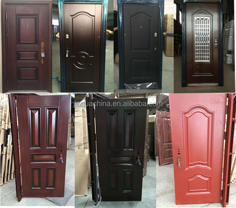China Professional Manufacture Supply Steel Doorinterior Steel