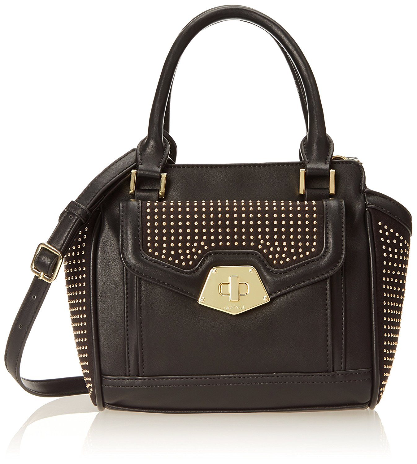 4209bc16b3 Get Quotations · Nine West Trenleigh Collection Cross Body Bag