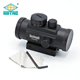 Hot Sale 1X40 Holographic Riflescope Hunting Optics Scope Red Green Dot Tactical Sight For Hunting Shot