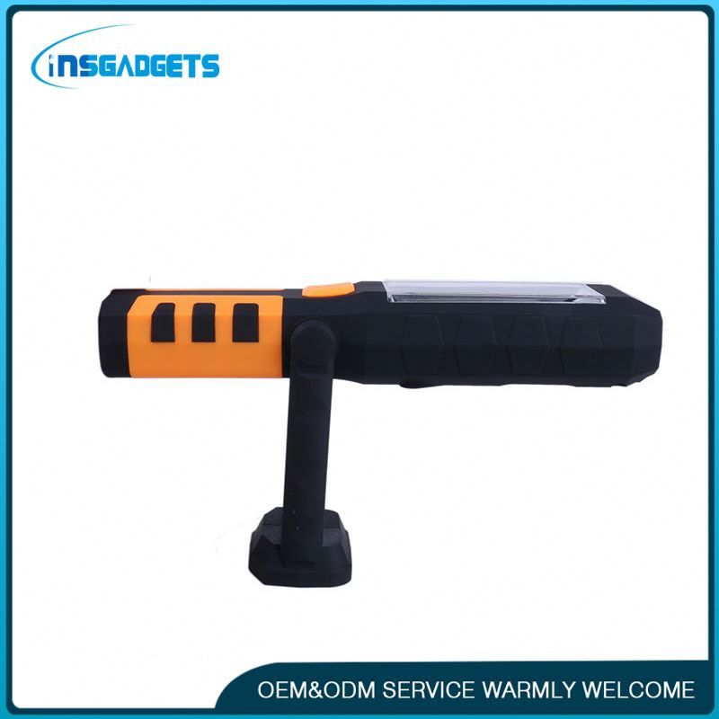 Shopping novelty flashlight ,h0tph led working light magnetic led flashlight