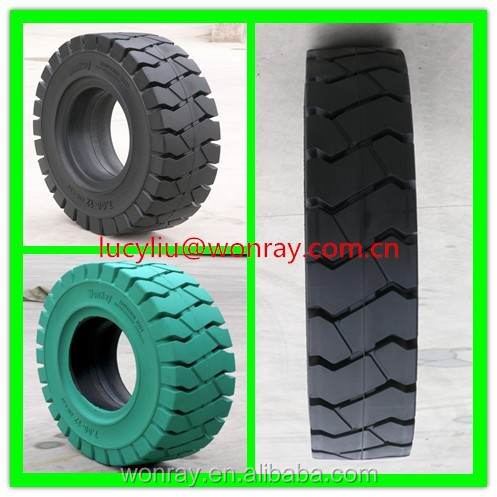 20% revenue up China OTR Tyre Manufacture14.00-20 wheel barrow solid rubber tire