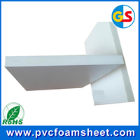 Environmental 12mm PVC Foam Sheets For Photo Album