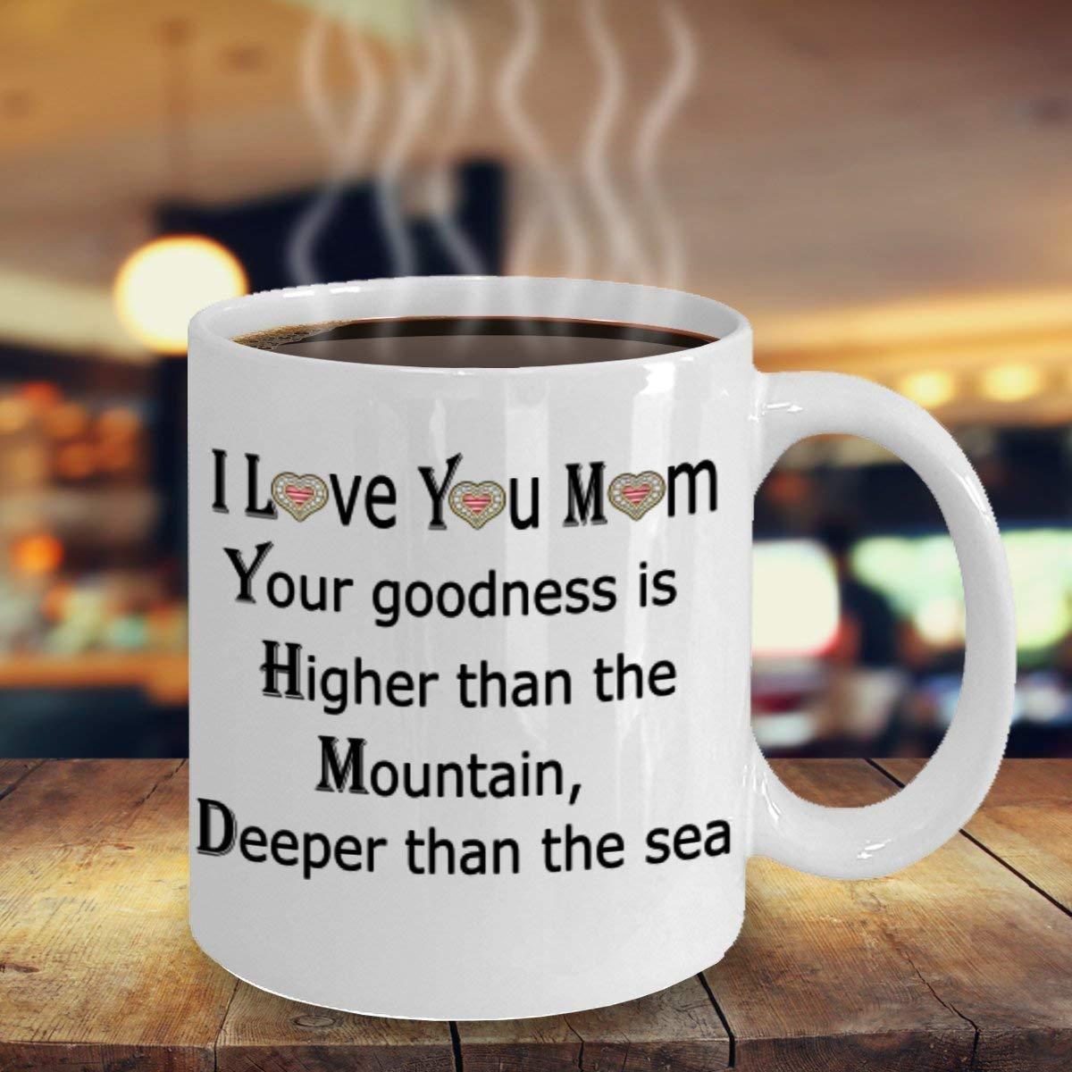 Mother's Day Mugs | Gifts for Mom | Mother's Day Gifts | Mother Day Presents | Gift ideas for Mom | Best Mom Gifts - 11oz Ceramic Coffee Mug