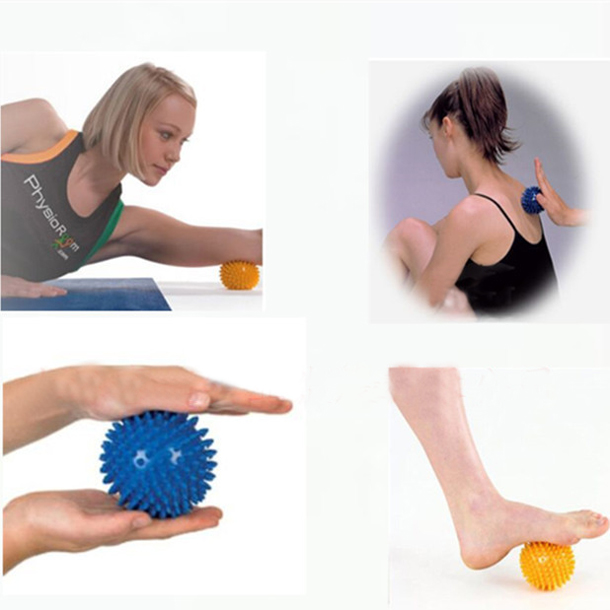 New Arrival Effective No Side Effect Spiky Massage Ball