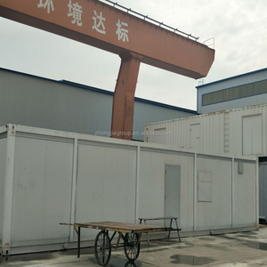 china factory offer low cost recyclable modular house for office and dormitory