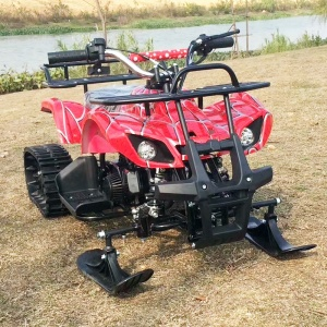 New Design Kids Fully Automatic Quad 50cc ATV