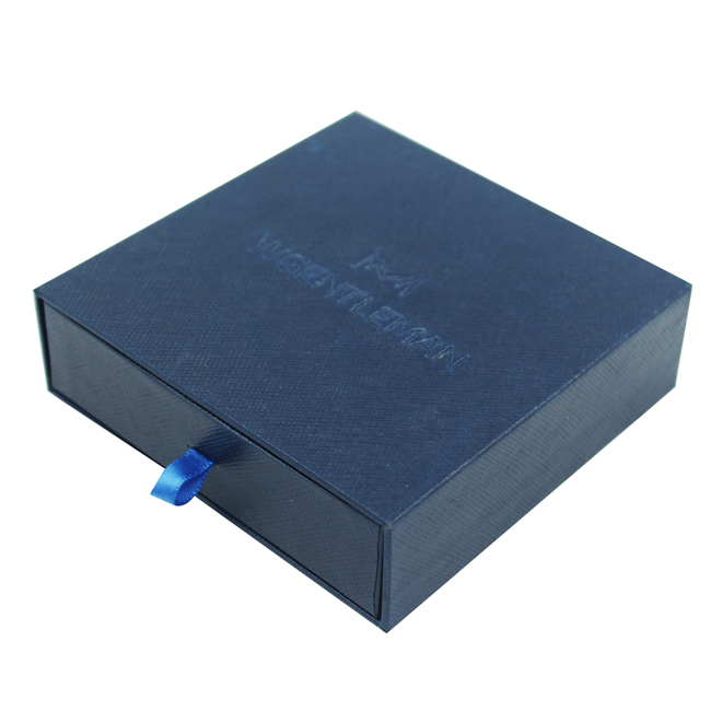 Jade Bracelet Packaging Box With Hot Foil Gold And Debossed Logo Crystal Necklace Jewelry Box