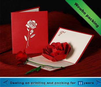 Latest wedding invitation cards birthday greeting cards with solid latest wedding invitation cards birthday greeting cards with solid rose wholesale m4hsunfo