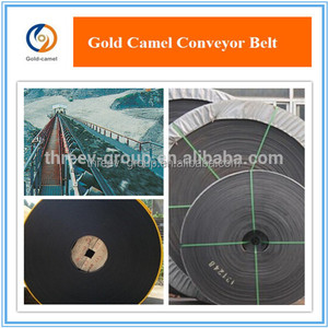 Steel Cord Rubber Elevator Belt with Holes