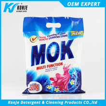 famous brand MOK super bright laundry detergent powder washing powder