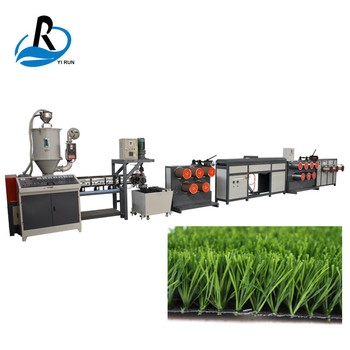 CPS-65 Monofilament  monochrome  artificial  grass  yarn extrusion making machine