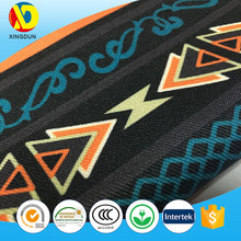 China factory products polyester printed soft fabric for car seat cover