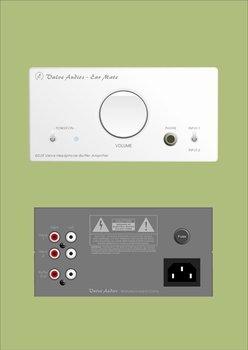 6dj8 Valve Headphone Amplifier / Buffer Pre-amplifier - Buy 6dj8 Valve Tube  Headphone Amplifier Product on Alibaba com
