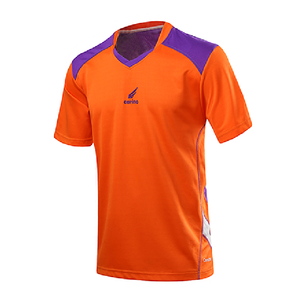 High quality custom made full printing 100% Polyester blank sublimation sport soccer t shirt