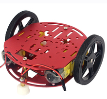Mini DIY Robot Car Chassis