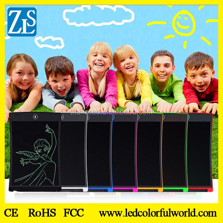 LCD writing board,12 Inch Boogie Board, Paperless LCD Writing Tablet