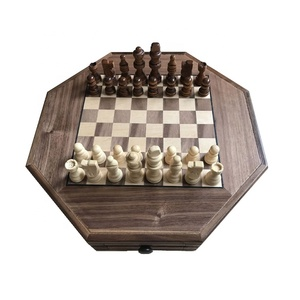 High-grade chess set customized chess board hand made chess set