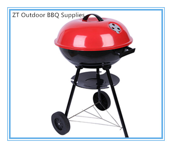 Quality Kettel Apple Shape Portable Outdoor Charcoal Bbq Grill ...