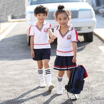 Paskistan And Indian Nursery School Uniform Design Korean Primary Kids Vietnam Middle Uniforms