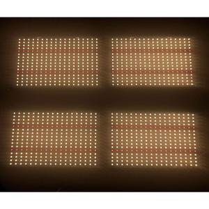 Yuanhui 480w smd led qb288 Samsung lm301b Quantum Board HLG 550 V2 with Heatsink