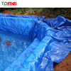 Plastic Tarpaulin fishing pool dam liner