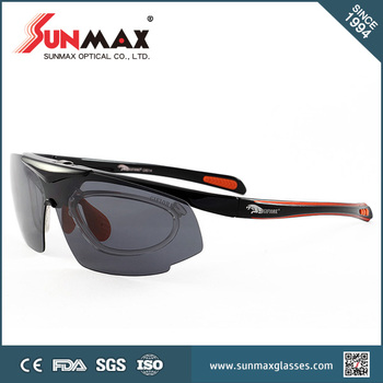 6ca1c3ebbe7 Supreme Clip On Cycling Sport Sunglasses With Inner Frame