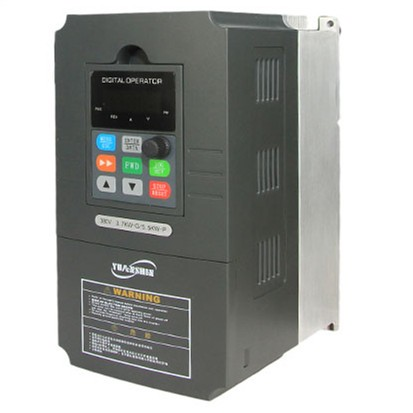 CE/ISO 3 phase AC frequency converter 50hz 60hz 380V VFD