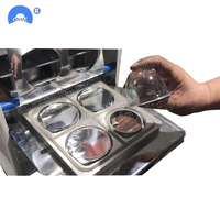 Prices For Plastic Yogurt Cup Sealing Machine Manual 2018
