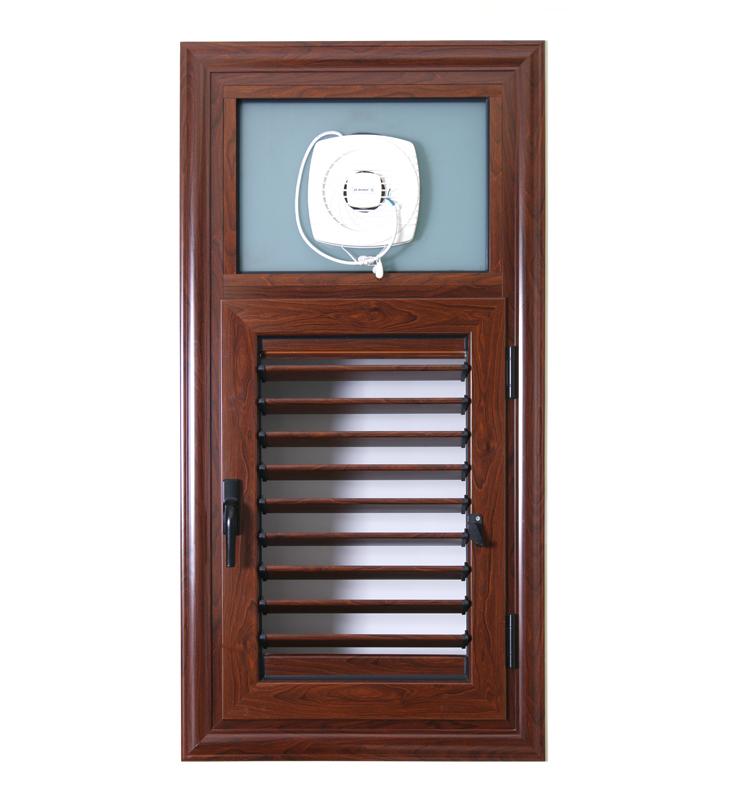 Rogenilam Interior Room Air Vent Indoor Grill Exhaust Fan