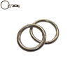 8*100 solil brass O ring used for saddlery