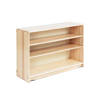 Die Beste Montessori Kiefer Möbel Vorschule Spielzeug Regal Mit ...